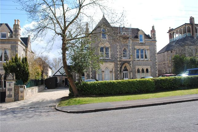 Thumbnail Flat for sale in Ferncliffe, North Road, Leigh Woods