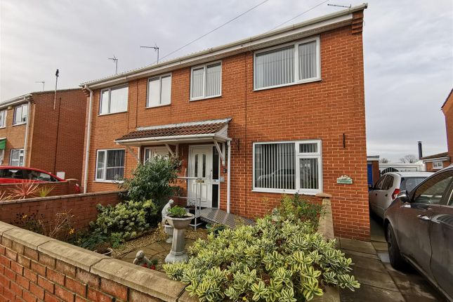 Thumbnail Semi-detached house to rent in Marlborough Avenue, Hornsea