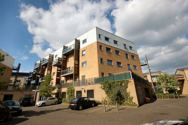 Thumbnail Flat to rent in Rustat Avenue, Cambridge