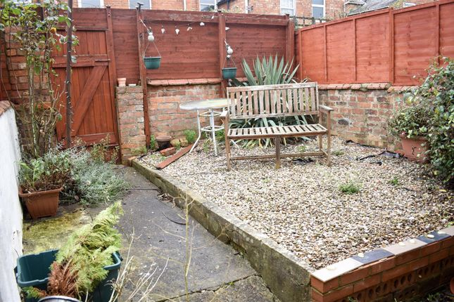 Courtyard Garden of Althorp Road, Northampton NN5