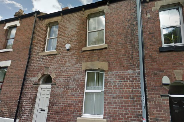 Thumbnail Terraced house to rent in Flass Street, Durham