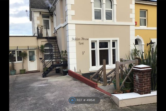 Thumbnail Flat to rent in Chatsworth Road, Torquay
