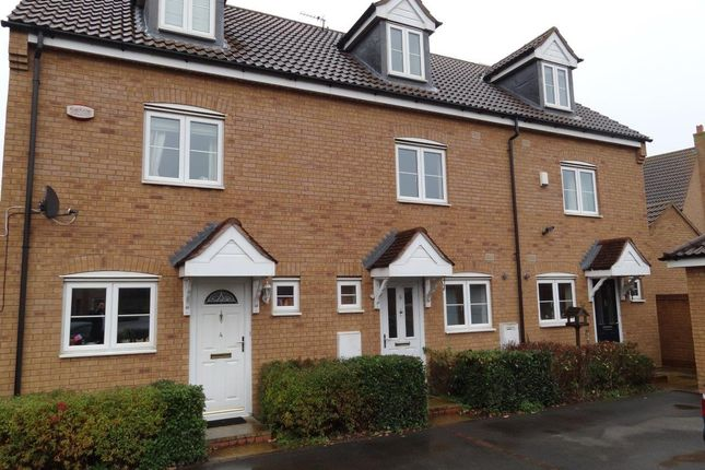 Thumbnail Terraced house to rent in Somerset Place, Cawston, Rugby