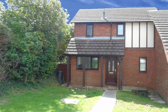 Thumbnail Property to rent in Springfield Lane, Brackla, Bridgend