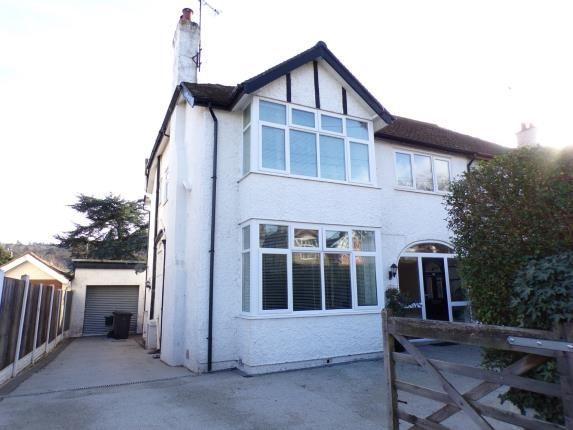 Thumbnail Semi-detached house for sale in Llannerch Road West, Rhos On Sea, Colwyn Bay, Conwy