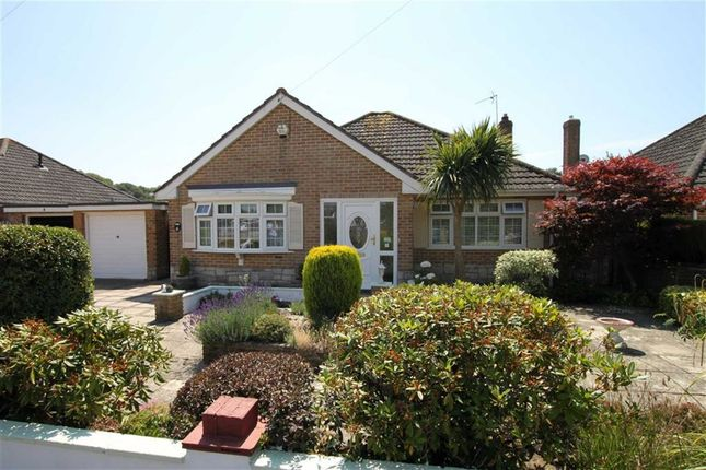 Thumbnail Detached bungalow for sale in Woodfield Gardens, Highcliffe, Christchurch, Dorset