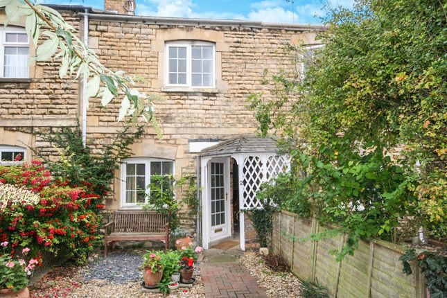 2 bed terraced house for sale in New Street, Stamford