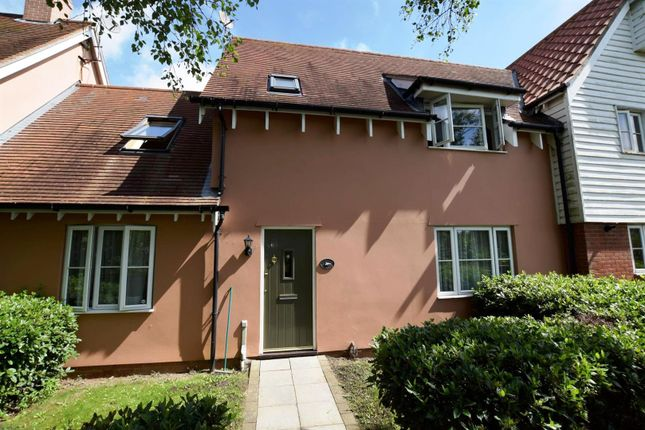 Thumbnail Terraced house to rent in Bridge Meadow, Feering Hill, Feering, Colchester