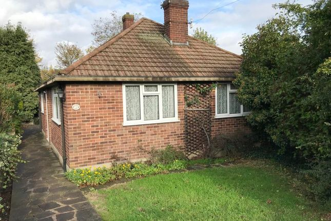 Thumbnail Detached bungalow for sale in 1 Albany Road, Belvedere, Kent