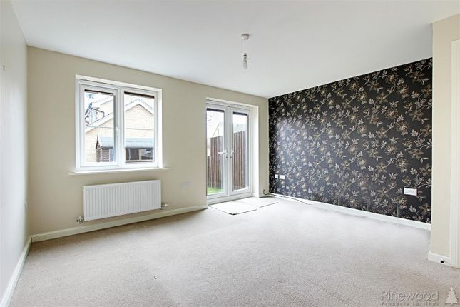 Lounge of Askew Way, Chesterfield, Derbyshire S40