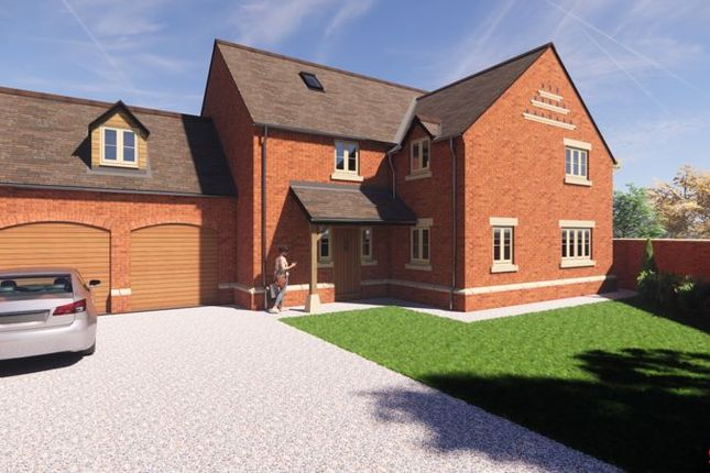 Thumbnail Detached house for sale in Sambrook, Newport