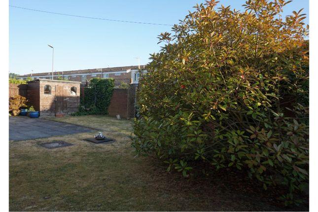 Rear Garden of Silverbrook Road, Liverpool L27
