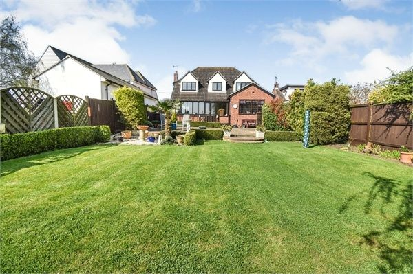 Thumbnail Detached house for sale in Fambridge Road, Mundon, Maldon, Essex