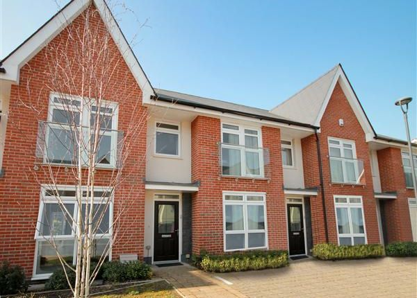 Thumbnail Terraced house to rent in Stabler Way, Poole