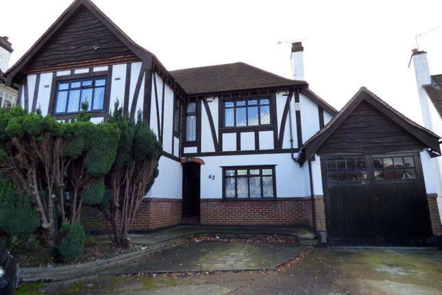 Thumbnail Detached house to rent in Park Avenue, Orpington