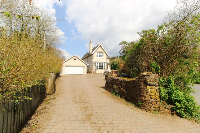 4 bed detached house for sale in Trusham, Newton Abbot TQ13