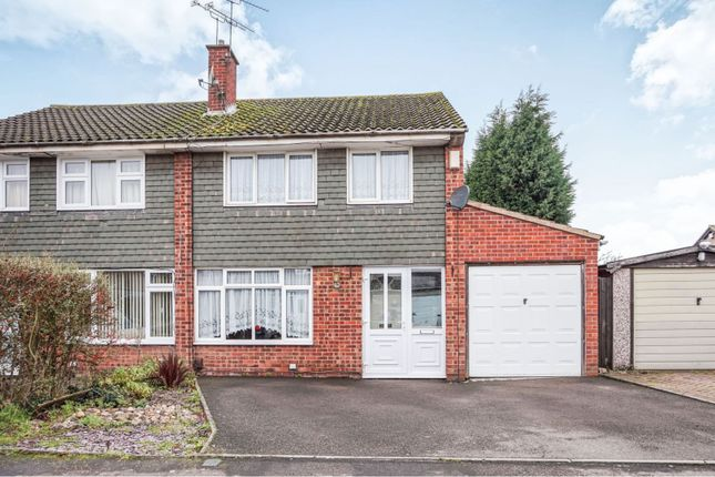 Thumbnail Semi-detached house for sale in Ullswater Road, Bedworth