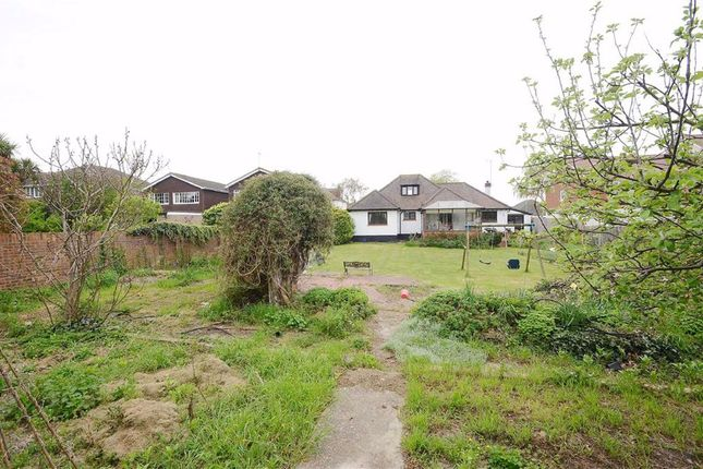 Thumbnail Land for sale in Acacia Drive, Southend-On-Sea