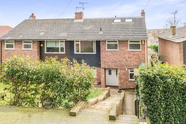 Thumbnail Semi-detached house for sale in College Road, Hoddesdon