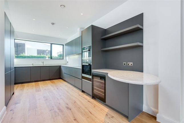 Kitchen of Adelaide Road, London NW3