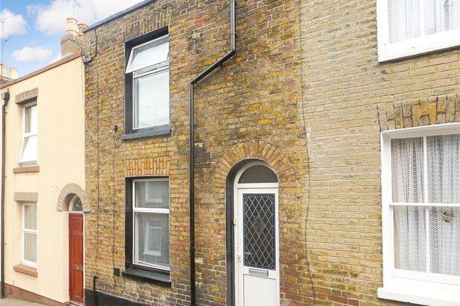Thumbnail Terraced house for sale in Alexandra Road, Ramsgate, Kent
