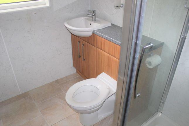 Shower Room of Parker Place, Kilsyth G65