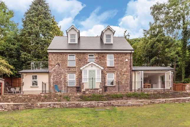 Thumbnail Detached house for sale in Pontymason Lane, Rogerstone, Newport