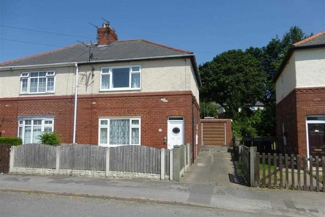 Thumbnail Semi-detached house to rent in East Street, South Hiendley, Barnsley
