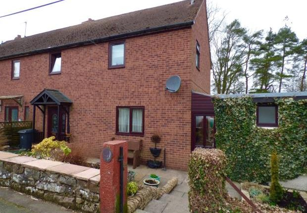 Thumbnail Semi-detached house for sale in Newcastleton