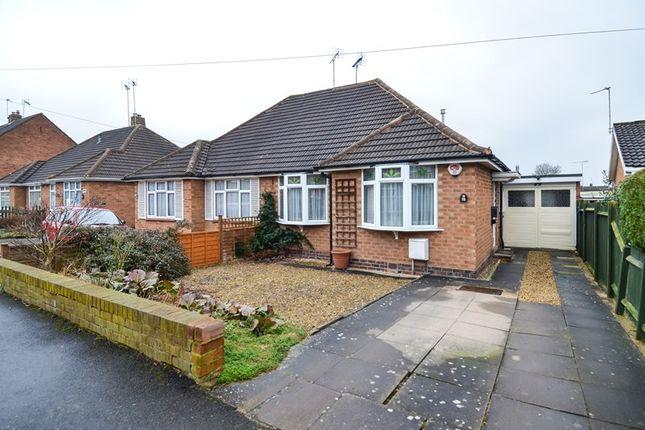 Thumbnail Semi-detached bungalow for sale in George Road, Alvechurch, Birmingham