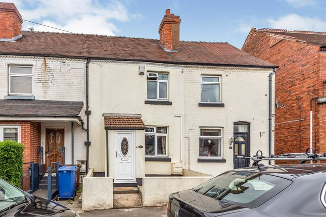 2 bed terraced house for sale in Cemetery Road, Cannock WS11
