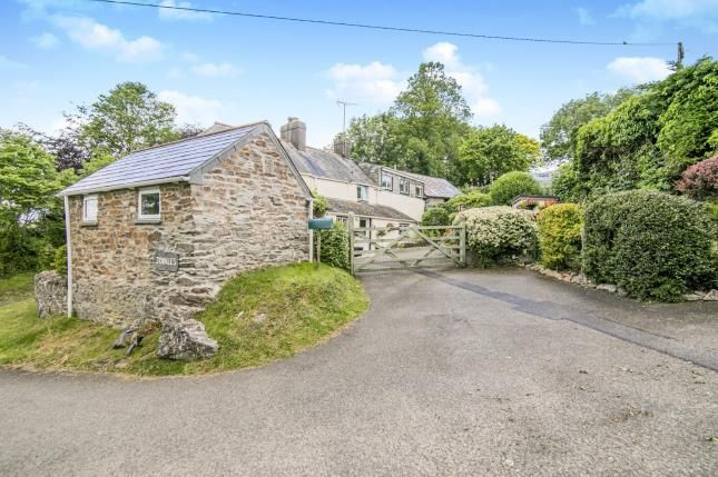 Thumbnail Detached house for sale in Looe, Cornwall