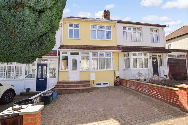4 bed terraced house for sale in Chase Lane, Barkingside, Ilford, Essex IG6