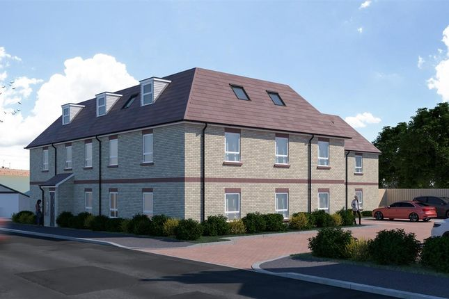 Thumbnail Flat for sale in Ruskin Road, Kingsthorpe, Northampton