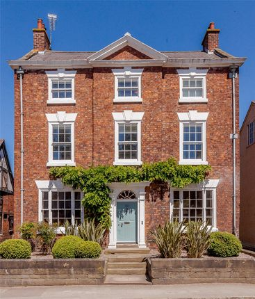 Thumbnail Detached house for sale in Church Street, Ellesmere, Shropshire