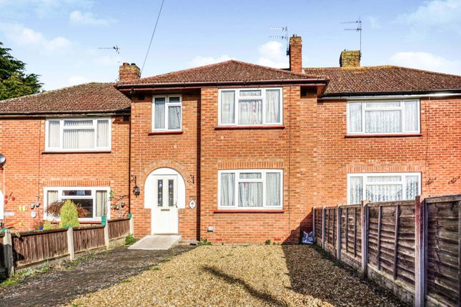 Thumbnail Terraced house for sale in St. Cuthberts Crescent, Albrighton, Wolverhampton