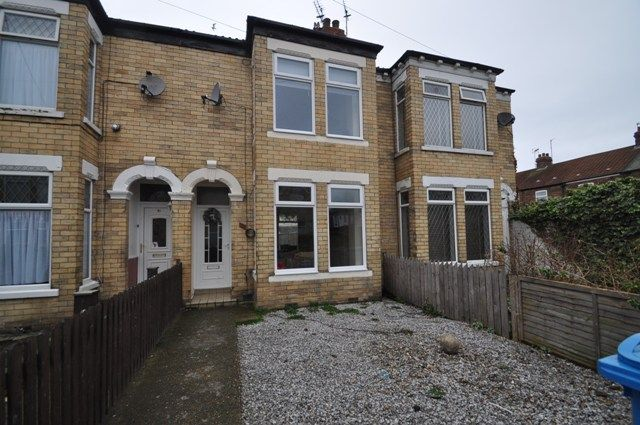 Thumbnail Terraced house to rent in Chaucer Street, Holderness Road