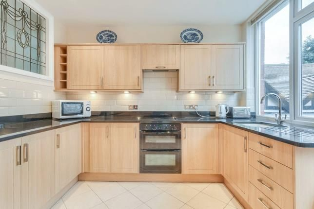 Kitchen of Wilbury Crescent, Hove, East Sussex, Uk BN3
