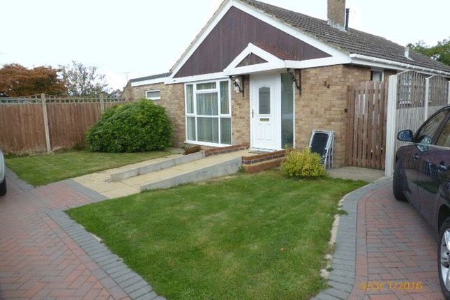 Thumbnail Detached bungalow to rent in Kayte Close, Bishops Cleeve, Cheltenham