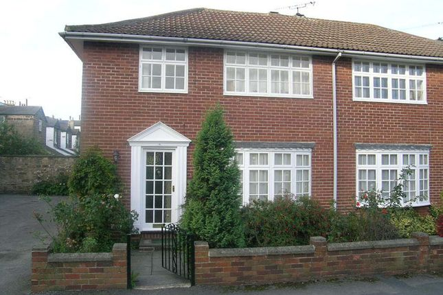 Thumbnail End terrace house to rent in 14 Princes Villa Road, Harrogate
