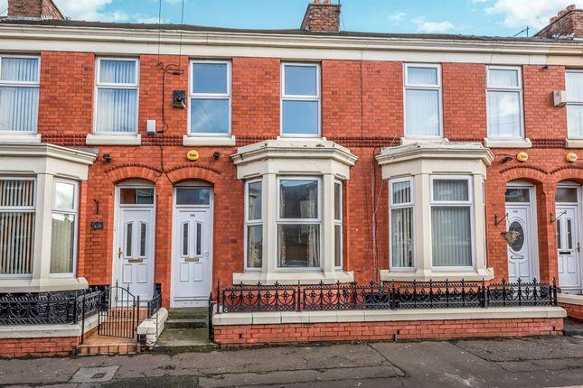 Thumbnail Terraced house for sale in Albert Edward Road, Kensington, Liverpool