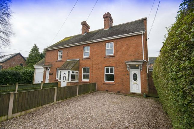 Thumbnail Cottage to rent in London Road, Woore, Crewe