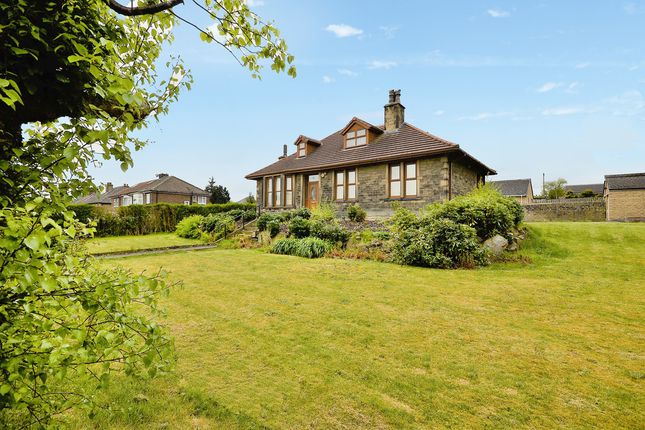 Thumbnail Detached bungalow for sale in Dryclough Road, Beaumont Park, Huddersfield