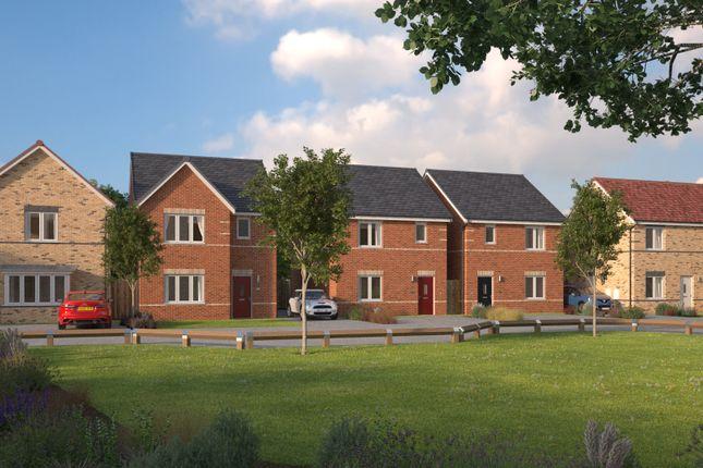 3 bedroom end terrace house for sale in Primrose Gardens, Auckley