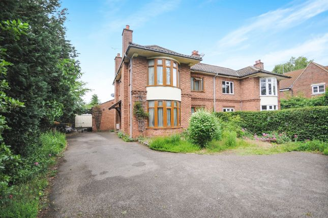 Thumbnail Semi-detached house for sale in Norwich Road, Thetford