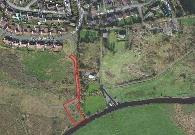 Thumbnail Land for sale in Land Off Laurelvale Court, Enniskillen, County Fermanagh
