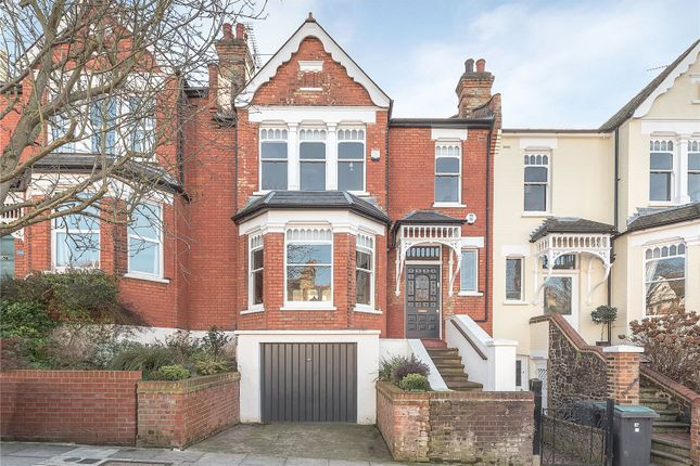 Thumbnail Terraced house for sale in Dukes Avenue, London