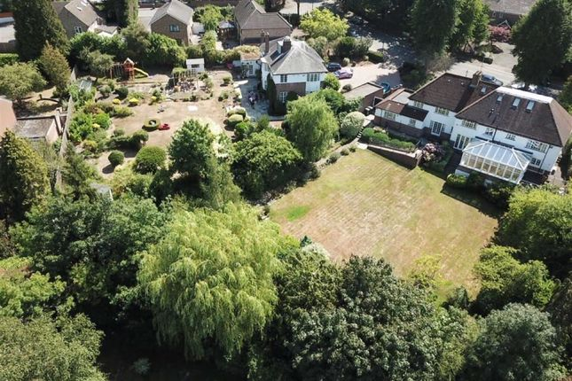 Thumbnail Land for sale in Crescent East, Hadley Wood, Hertfordshire