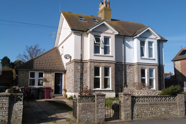 Thumbnail Semi-detached house for sale in Manor Road, Selsey, Chichester