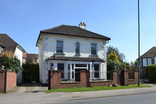 5 bed detached house for sale in Epsom Road, Ewell, Epsom KT17